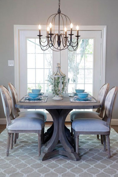color in diningroom 2 - طراحی ناهار خوری