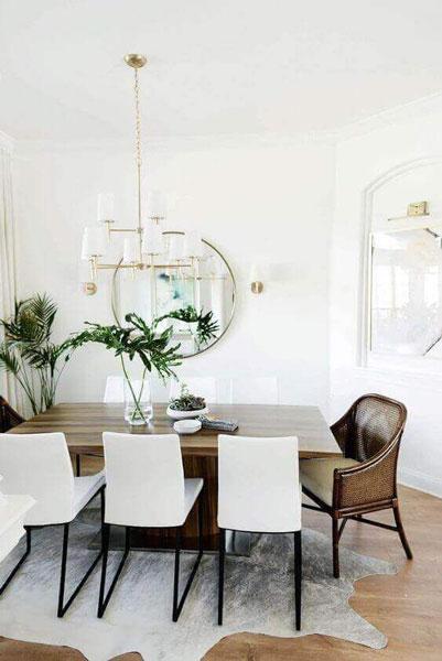 color in diningroom 3 - طراحی ناهار خوری