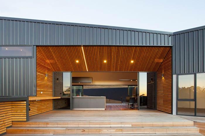 House architecture - اقلیم و معماری