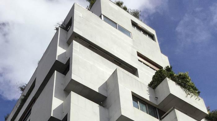 appartmen architecture - اقلیم و معماری