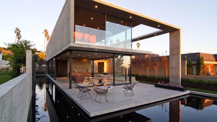architectural house 5 - اقلیم و معماری