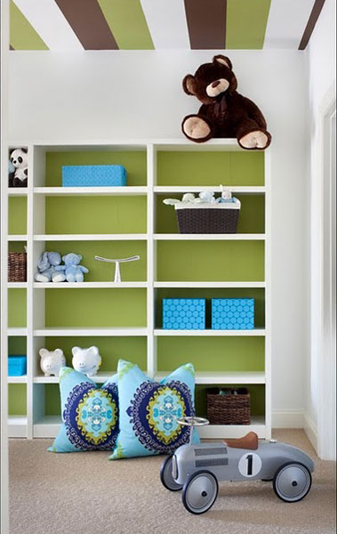 baby room line - تزیین سقف اتاق کودک