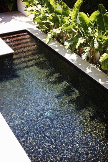 backyard pool - طراحی حیاط و پاسیو