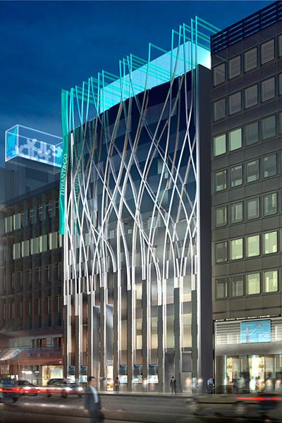 building lightening e - اهمیت نورپردازی ساختمان
