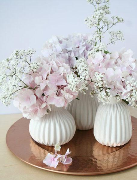 flower interior design - 8 روش جذاب برای استفاده از گل در محیط داخل خانه