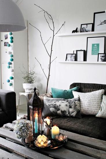 sitting room 17 - 16 نکته طراحی دکوراسیون اتاق پذیرایی