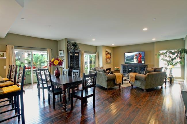Small Open Floor Plan Furniture - نکاتی در مورد دکوراسیون اتاق نشیمنِ دارای پلانِ باز