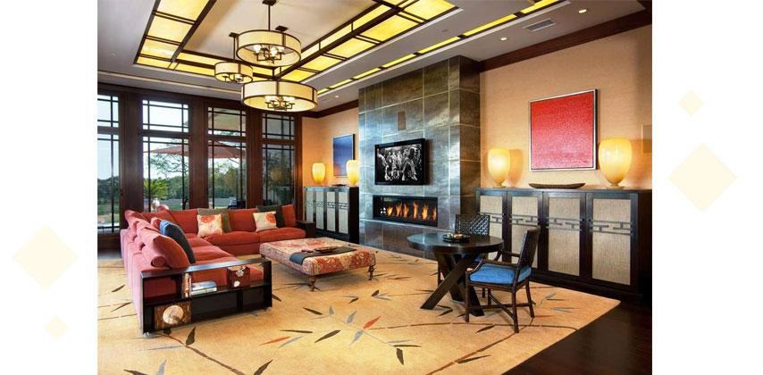 Styling Large Living Rooms 10 - دکوراسیون داخلی پذیرایی