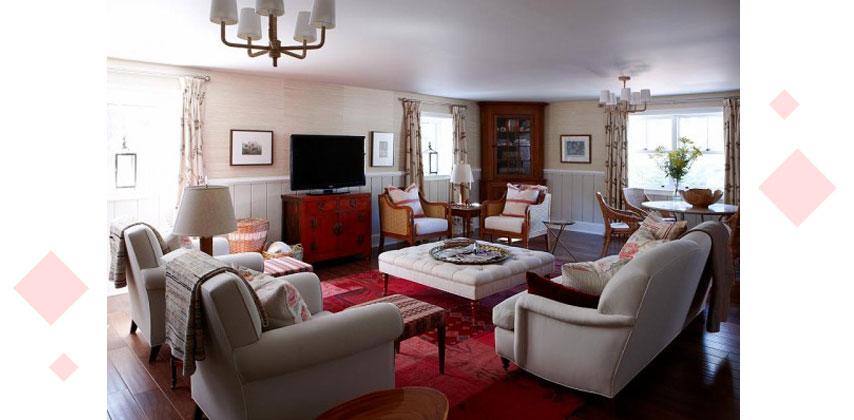 Styling Large Living Rooms 3 - دکوراسیون داخلی پذیرایی
