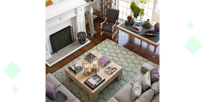 Styling Large Living Rooms 4 - دکوراسیون داخلی پذیرایی