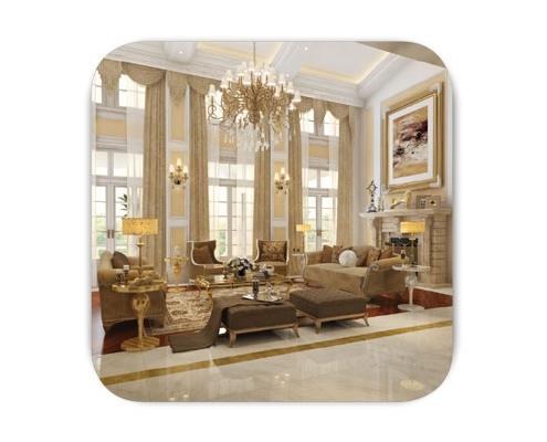 Styling Large Living Rooms shakhes resize 495x400 - دکوراسیون داخلی منزل