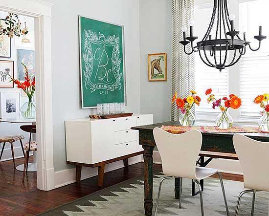 decoration mistakes 17 - 14 اشتباه رایج در دکوراسیون منزل!