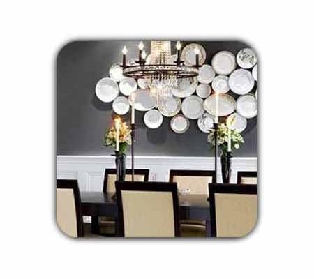 livingroom wall shakhes 2 450x400 - دکوراسیون داخلی منزل