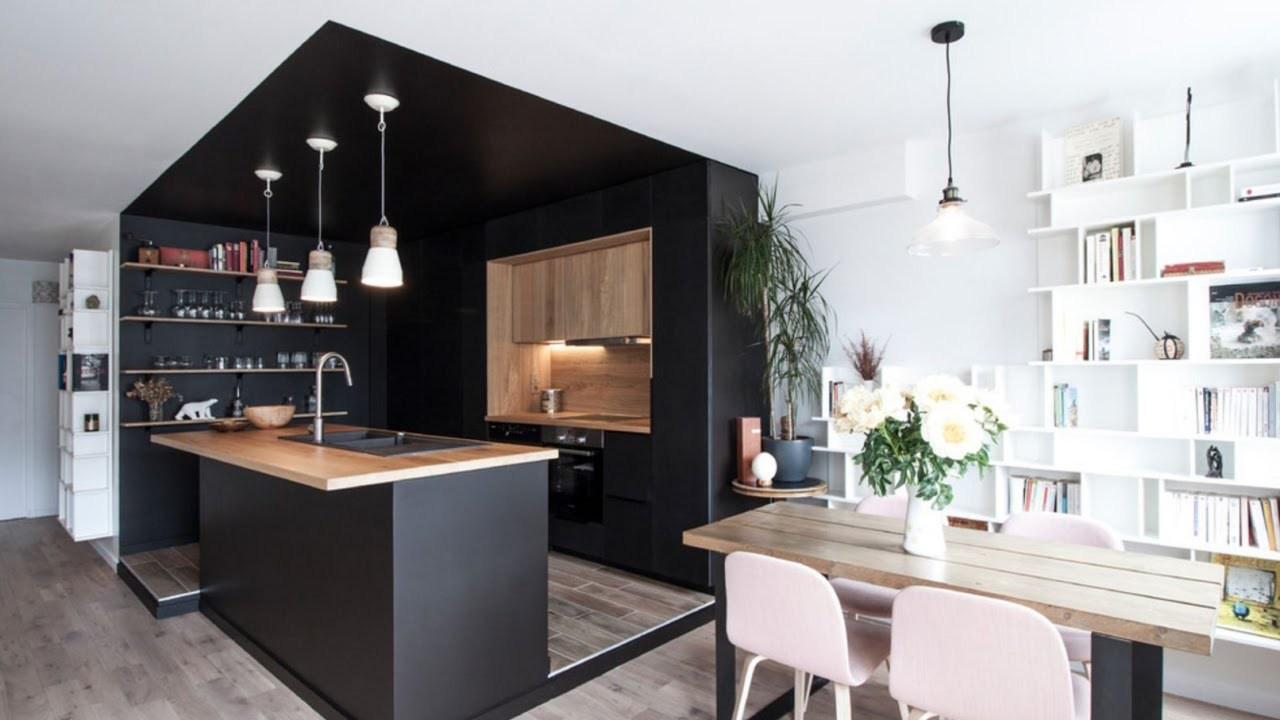 small kitchen 1 - دکوراسیون آشپزخانه کوچک