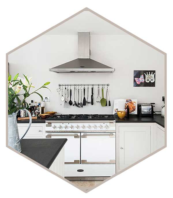 small kitchen 6 - دکوراسیون آشپزخانه کوچک