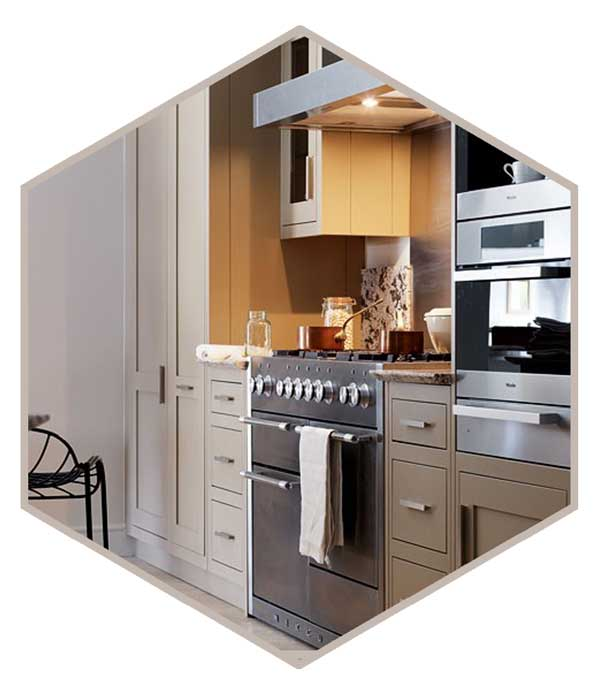 small kitchen 7 - دکوراسیون آشپزخانه کوچک