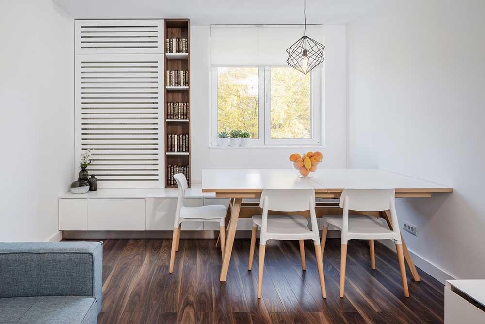 small place decoration 10 - طراحی داخلی فضای کوچک