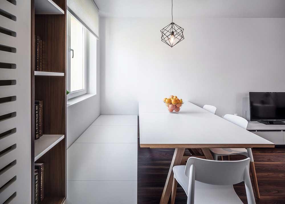 small place decoration 11 - طراحی داخلی فضای کوچک