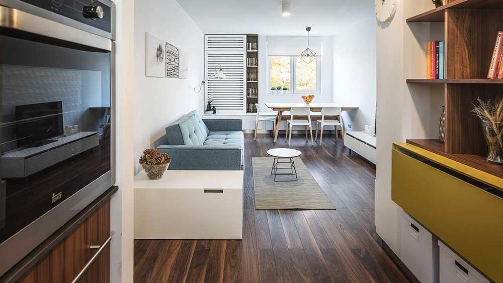 small place decoration 12 - طراحی داخلی فضای کوچک