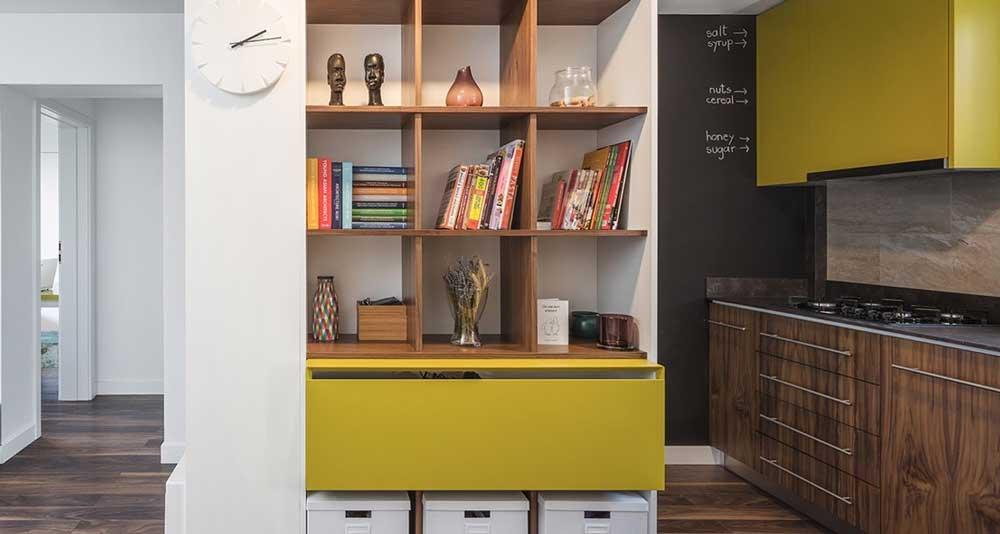 small place decoration 13 - طراحی داخلی فضای کوچک