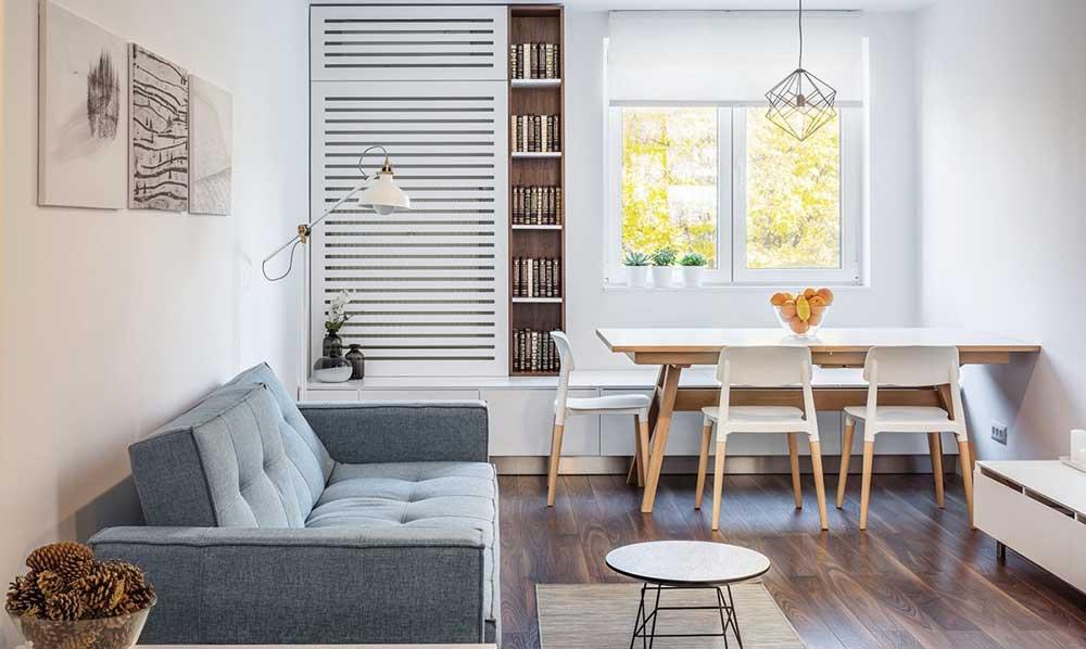 small place decoration 3 - طراحی داخلی فضای کوچک