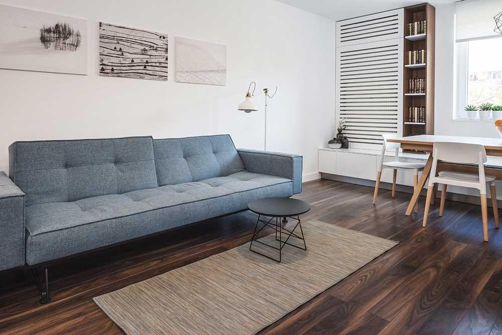 small place decoration 8 - طراحی داخلی فضای کوچک