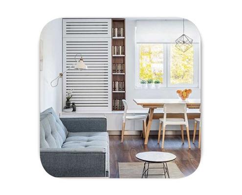 small place shakhes resize 495x400 - دکوراسیون داخلی منزل
