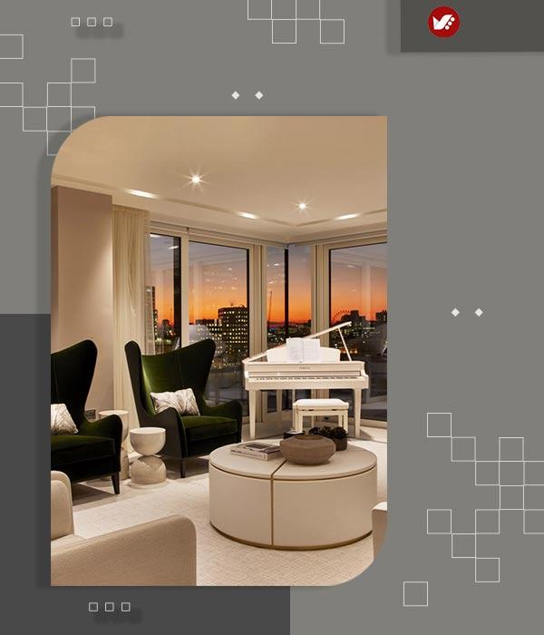 interior designer vs architecture 3 - چه ارتباطی بین طراحی داخلی و معماری داخلی وجود دارد؟