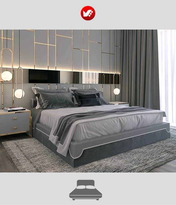 bedroom otagh khab 02 - 10 وسیله ضروری اتاق خواب