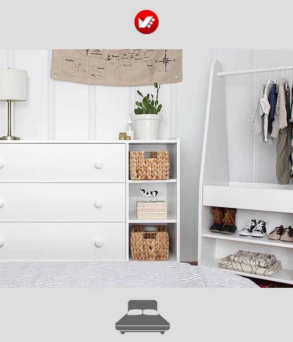 bedroom otagh khab 10 - 10 وسیله ضروری اتاق خواب