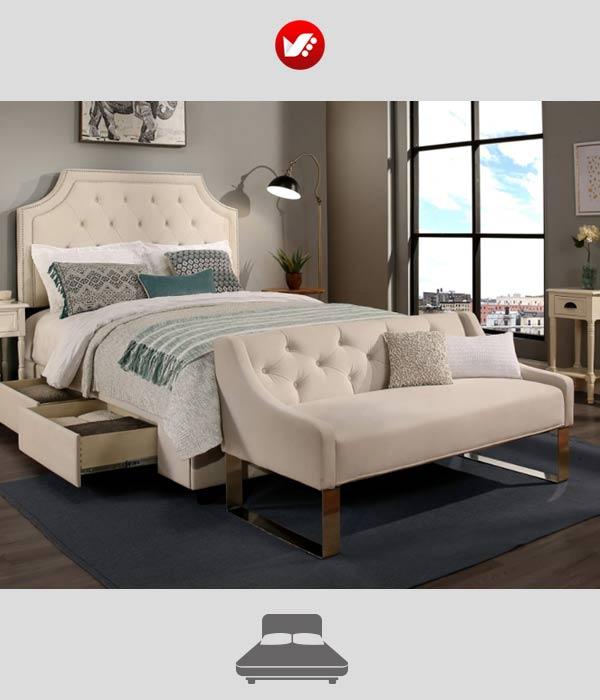 bedroom otagh khab 12 - 10 وسیله ضروری اتاق خواب