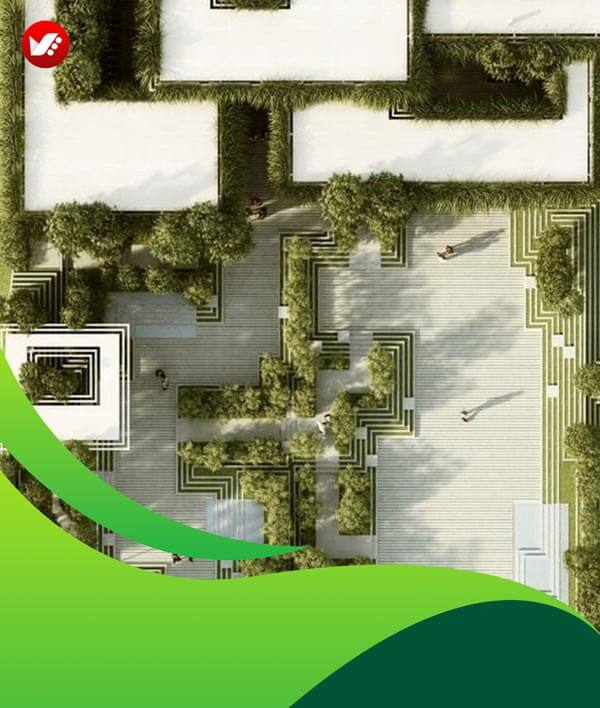 lanscape design 03 - طراحی لند اسکیپ برای باغ و فضاهای سبز مسکونی