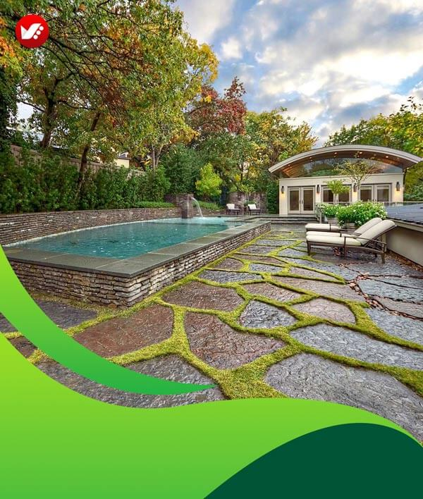 lanscape design 04 - طراحی لند اسکیپ برای باغ و فضاهای سبز مسکونی