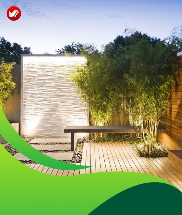 lanscape design 06 - طراحی لند اسکیپ برای باغ و فضاهای سبز مسکونی