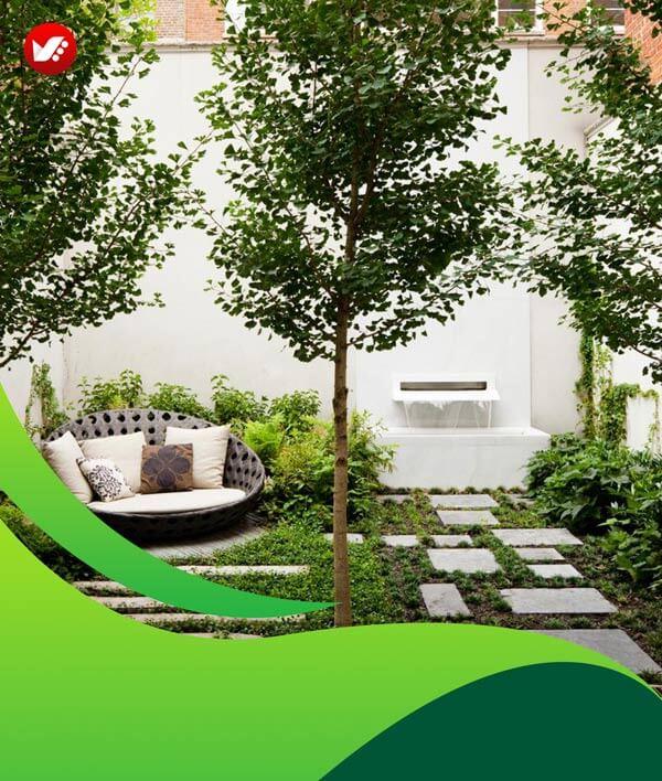 lanscape design 07 - طراحی لند اسکیپ برای باغ و فضاهای سبز مسکونی