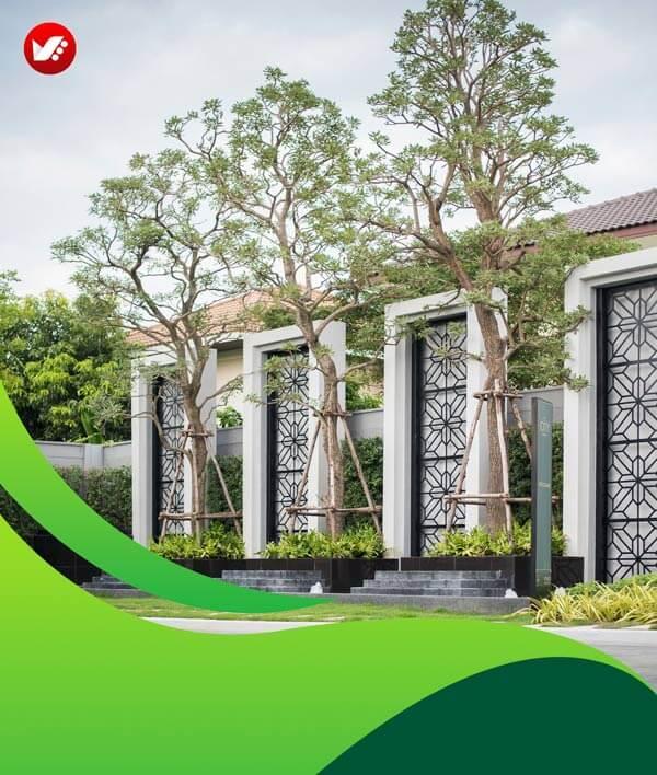 lanscape design 09 - طراحی لند اسکیپ برای باغ و فضاهای سبز مسکونی