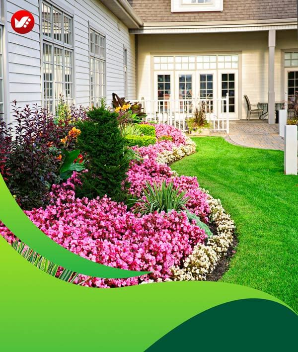 lanscape design 10 - طراحی لند اسکیپ برای باغ و فضاهای سبز مسکونی