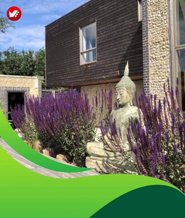 lanscape design 11 - طراحی لند اسکیپ برای باغ و فضاهای سبز مسکونی