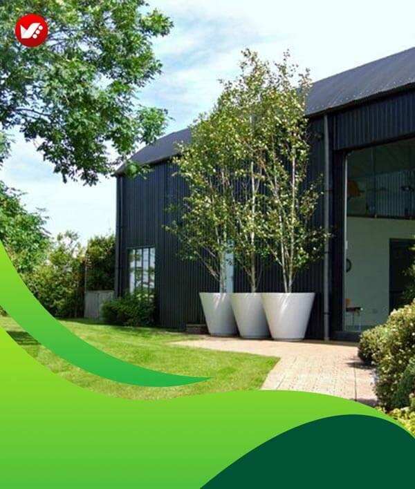 lanscape design 113 - طراحی لند اسکیپ برای باغ و فضاهای سبز مسکونی