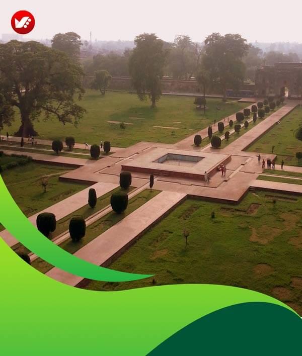 lanscape design 121 - طراحی لند اسکیپ برای باغ و فضاهای سبز مسکونی
