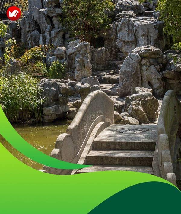 lanscape design 126 - طراحی لند اسکیپ برای باغ و فضاهای سبز مسکونی