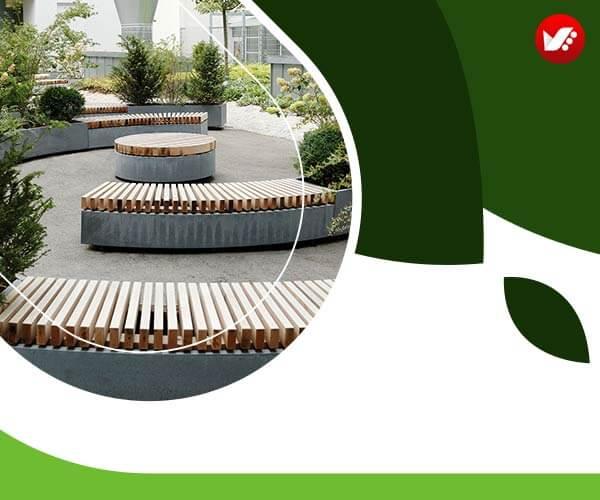 landscape design 10 - طراحی لنداسکیپ برای باغ و فضاهای سبز مسکونی