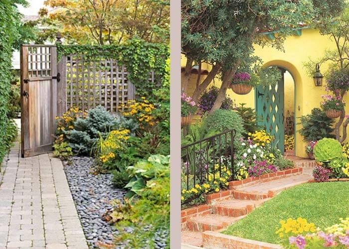 landscape design 11 - طراحی لنداسکیپ برای باغ و فضاهای سبز مسکونی