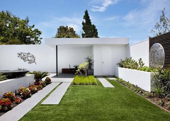 landscape design 16 - طراحی لنداسکیپ برای باغ و فضاهای سبز مسکونی