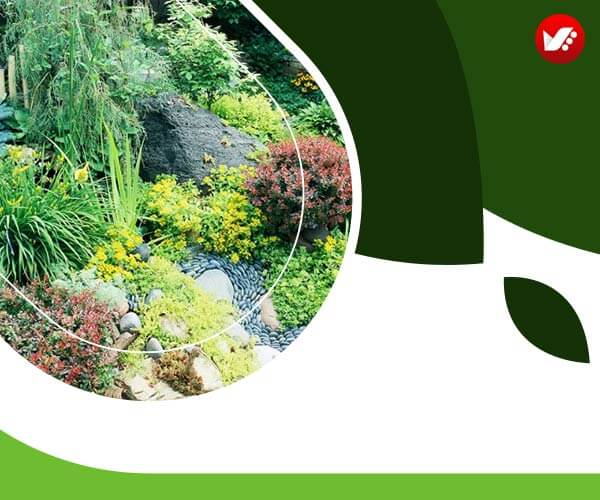 landscape design 22 - طراحی لنداسکیپ برای باغ و فضاهای سبز مسکونی