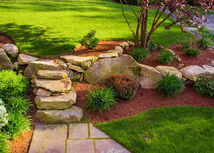 landscape design 25 - طراحی لنداسکیپ برای باغ و فضاهای سبز مسکونی