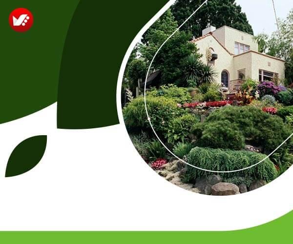 landscape design 28 - طراحی لنداسکیپ برای باغ و فضاهای سبز مسکونی
