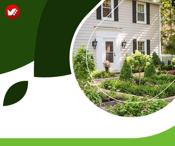 landscape design 34 - طراحی لنداسکیپ برای باغ و فضاهای سبز مسکونی