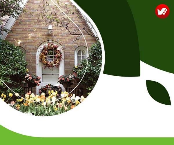landscape design 35 - طراحی لنداسکیپ برای باغ و فضاهای سبز مسکونی