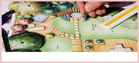 landscape - آموزشگاه طراحی داخلی ، آموزشگاه دکوراسیون داخلی
